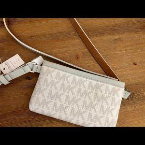 Michael Kors belt purse NWT